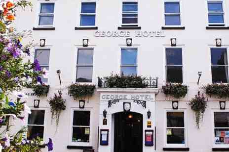 George Hotel South Molton - Two Night Stay For Two With Breakfast  - Save 53%