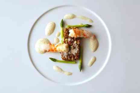 Canvas - Five Course Tasting Menu  - Save 28%