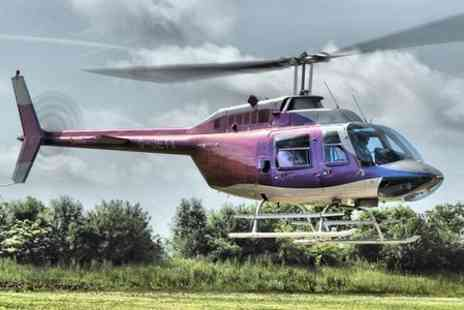 Heli Air - Helicopter Flying Experience  - Save 0%