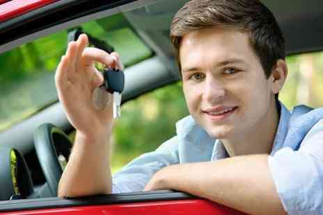 Riverside Driving Academy - Three Lessons Riverside Driving Academy  - Save 72%