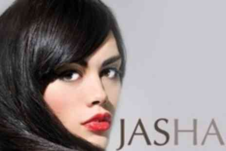JAS Hair Group - Half Head of Highlights or Full Head of Colour With Wash, Cut, Conditioning Treatment  - Save 67%