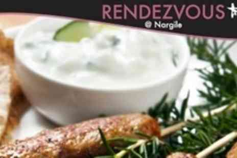 Rendezvous - Turkish Cuisine For Two - Save 60%