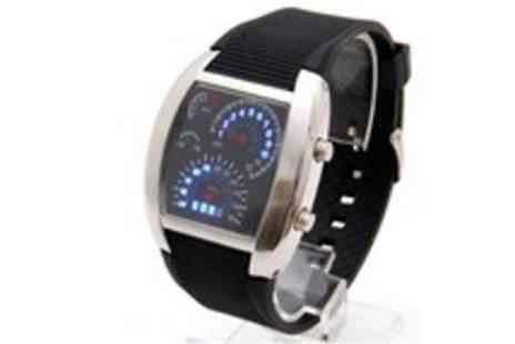 Spa Shopping - LED dashboard watch  - Save 79%