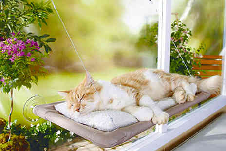 BW Group - Feline window bed  - Save 38%