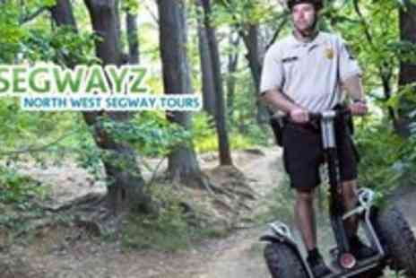 Segwayz - One hour weekend Segway experience for Two - Save 50%