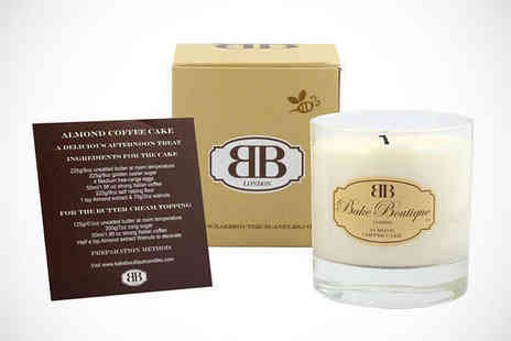 Bods Retail - Set of Six Bake Boutique Scented Candles  - Save 56%