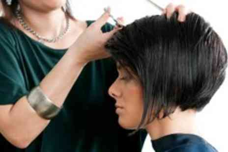 Sparkle Salon - Restyle with Conditioning Treatment for 1 Appointment - Save 71%