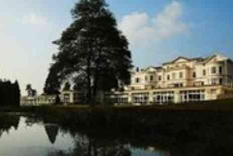 Walton Hotel - One night at the Cheltenham Park Hotel for 2 people - Save 46%