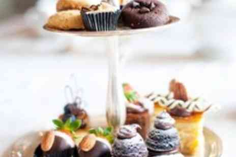 Tophams Hotel -  Afternoon tea for two with bubbles - Save 50%