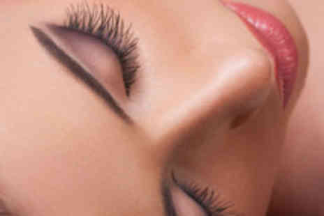 Magic Fairies - Full set of semi permanent eyelashes with eyebrow shape and tint - Save 50%