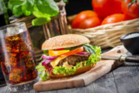 cafe la padelle - Luxury Italian burger meal for 2  - Save 48%