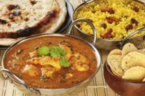 Balti King - Two course Indian meal for 2 - Save 50%