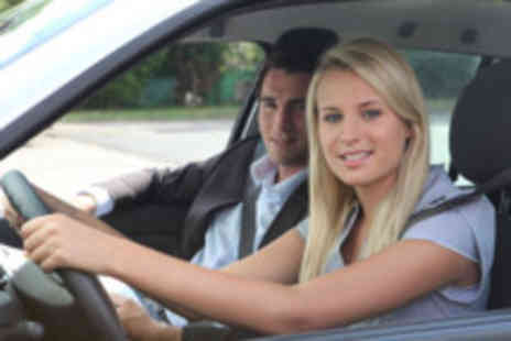 Driving Centre - One hour driving lessons - Save 90%