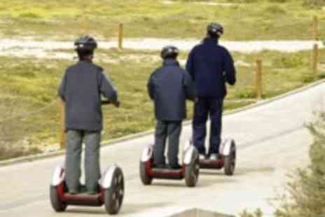 Segwayz - One hour weekend segway experience for One - Save 50%