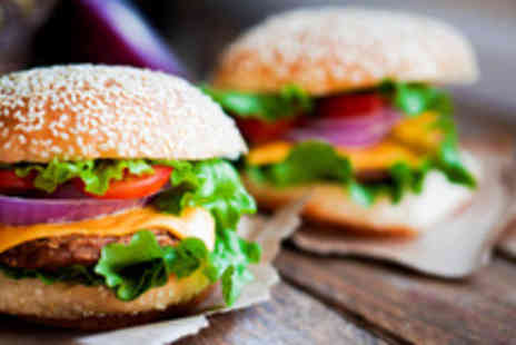 Brasserie At West Park - Two gourmet burgers - Save 68%