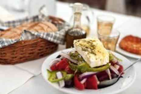 Kosmos Taverna - Food and drink  for Two - Save 60%