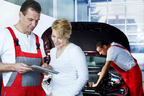 SMaRT Garage Services - MOT including a wash and vacuum  - Save 50%