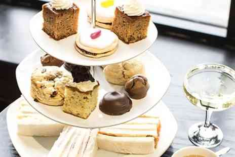 Wicked Lounge - Sparkling Afternoon Tea For Two  - Save 49%