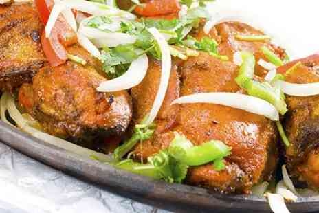 Brighton Masala - Main With Rice For Two - Save 60%