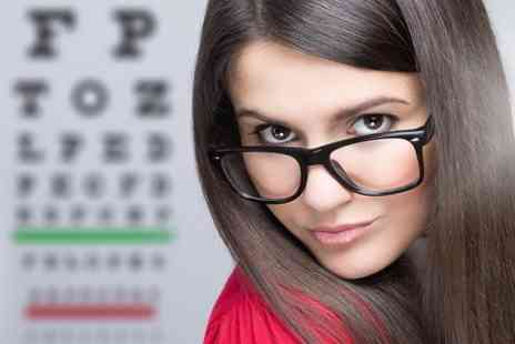 Focus Eye Clinic - Eye Test Plus £60 Voucher Towards Glasses  - Save 0%