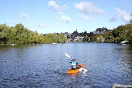 Chester Kayak Hire -  One Hour Taster Session  - Save 62%