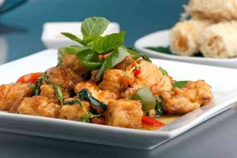 Royal Green Curry Restaurant - Two Course Thai Meal For Two  - Save 62%