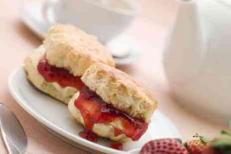 Verona Coffee - Scones Jam and Cream with Tea for Two  - Save 50%