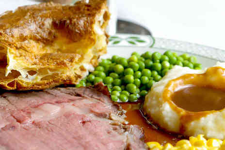 Hilton Hotel - Three Course Easter Sunday Carvery Lunch for Two - Save 53%