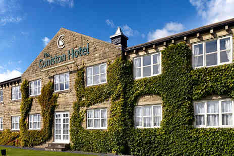 Coniston Hotel - Two nights in the heart of The Yorkshire Dales - Save 37%