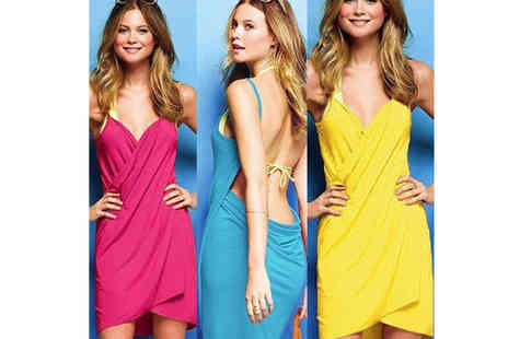 E-Best - Beach Wrap Dress - Save 75%