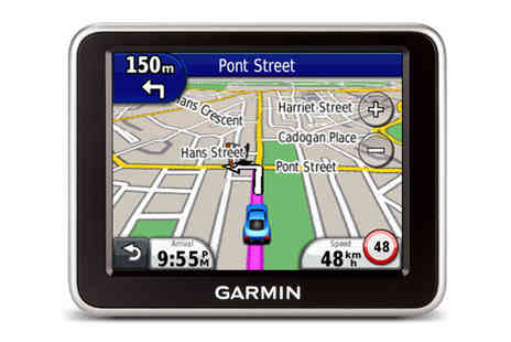 CAR ELECTRONICS - Garmin Nüvi 2240 Sat Nav - Save 46%