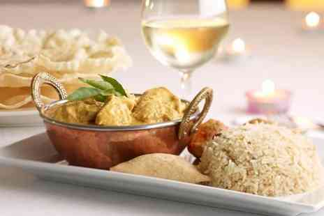 Britannia Spice - Indian meal for 2  - Save 64%
