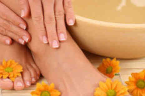 Cheshire Treatment Rooms - Luxury spray tan, mani and pedi - Save 69%