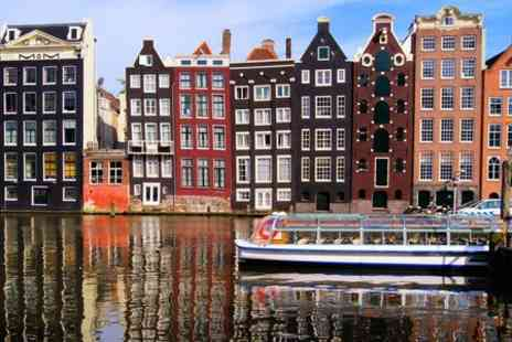 Crowne Plaza Amsterdam - One  Nights For Two With Breakfast - Save 41%