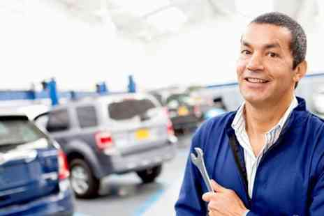 Hy spec Sw service - Vehicle Service With Oil and Filter Change  - Save 48%