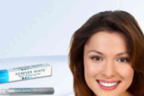 Just Smile - Forever White Teeth Whitening Pen - Save 70%