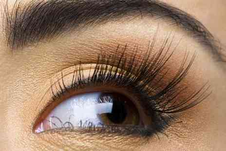 Marc Scot - Full Set of Eyelash Extensions  - Save 0%