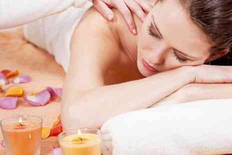 The Beauty and Therapy Shop - Massage With Facial  - Save 73%