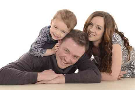 Chris Mullane Photography - Family Photoshoot With Prints and Easter Eggs - Save 84%