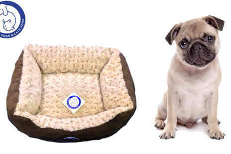 Irof Designs - Battersea Dogs Home Snuggle Bed for Dogs - Save 70%