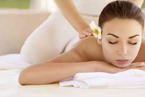 Oceanic Hair & Beauty - One-Hour Aromatherapy Massage  - Save 58%
