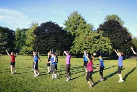 Run Club London - Ten Sessions  With Run Club  - Save 81%