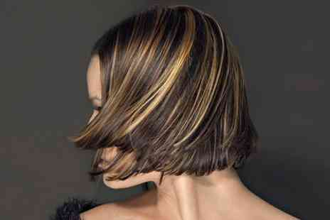 Inspirations Hair Design - Cut With Highlights or Colour  - Save 59%