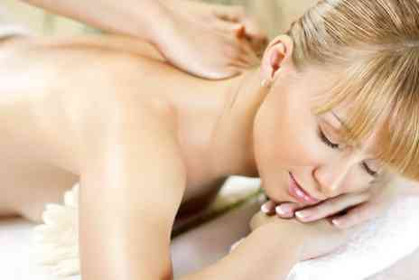 Eden Beauty Academy - Full Works or Aromatherapy Massage  - Save 60%