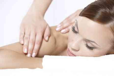 North Bar Beauty - Back and Shoulder Massage With Facial  - Save 69%