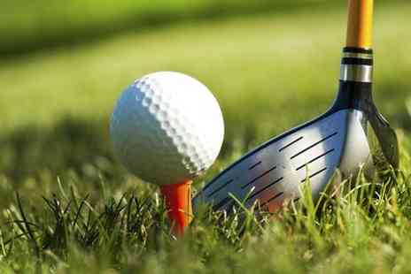 Liverpool Golf Centre - 235 Range Balls Plus Club Hire and Drink  - Save 71%