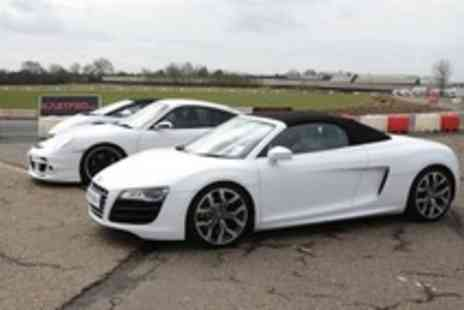 VIP Supercar Experience - Nine lap supercar experience - Save 41%