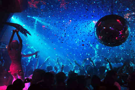 Ibiza Invasion - Four night stay including accommodation club entry, pool party bar crawl - Save 23%