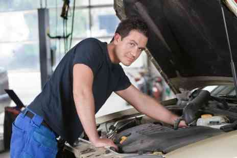 Pit Start garage - Three Hour Car Service and MOT  - Save 79%