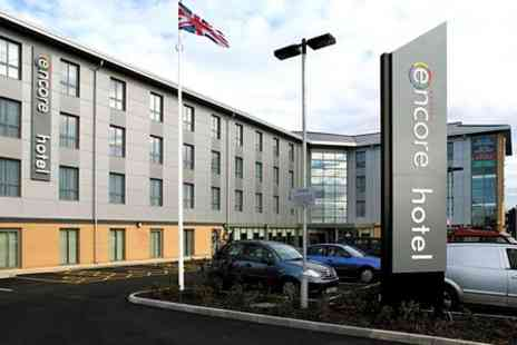 Ramada Encore Barnsley - One Nights For Two With Breakfast - Save 43%